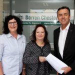 FEDERAL MP REINFORCES SUPPORT FOR TRARALGON ASIC WORKERS