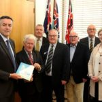 GIPPSLAND COMMUNITY LEADERS PRESENT UNITED FRONT IN CANBERRA
